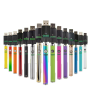 OOZE Twist Slim Pen Vape Battery for CBD cartridges 510 thread connection