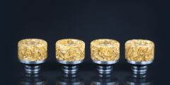 510 Resin Flake Stainless Steel Wide Bore Drip Tip