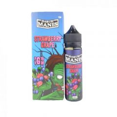 HARUM MANIS – STRAWBERRY GRAPE – 60ML