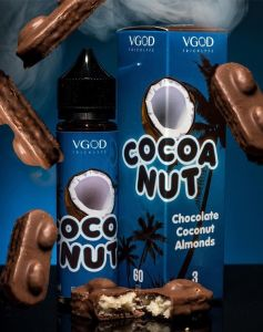 COCOA NUT BY VGOD – 60ML