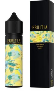 Pineapple Citrus Twist by Fruitia - 60ml