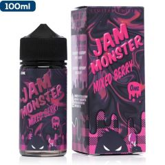Jam Monster - Mixed Berry - Limited Edition - 100ml
