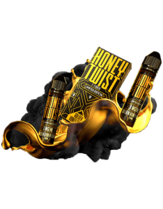 GOLDEN HONEY BOMB - HONEY TWIST E-LIQUID - 60ML