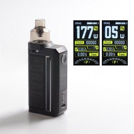 VOOPOO DRAG Max Kit 4.5ml Dual 18650