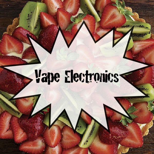Vape Electronics Flavour Concentrate - Strawberry Kiwi 30ML
