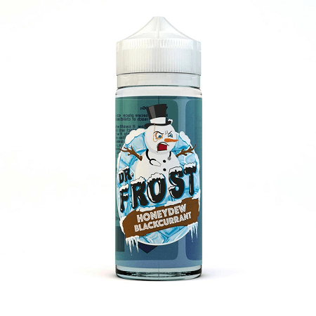 Dr Frost Honeydew Blackcurrant ice