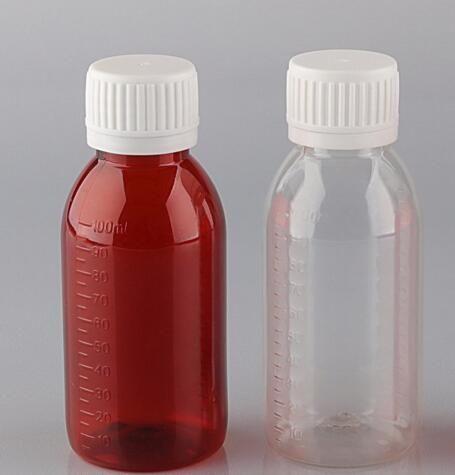 Empty Vape Mixing Bottles - 100ml