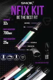 Smoktech Nfix Pod Kit 700mah