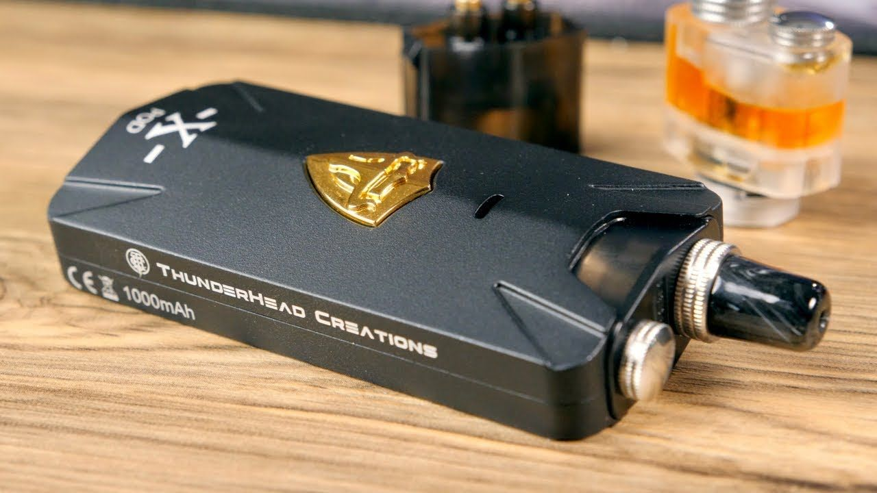 ThunderHead Creations Tauren X Pod Mesh Coil Kit