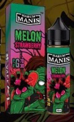 Harum Manis – Melon Strawberry – 60Ml