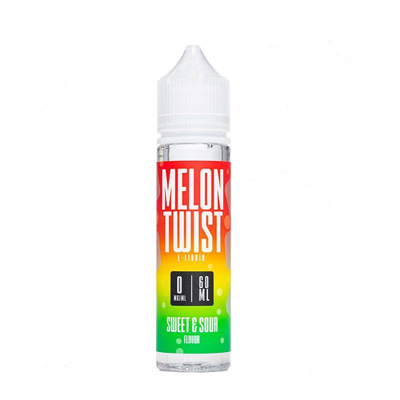 Melon Twist Sour Red (Sweet & Sour) 60ml Eliquid x1