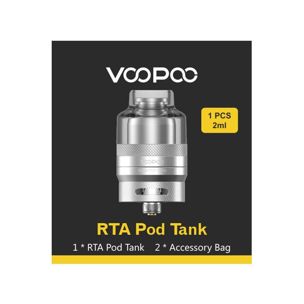 Voopoo PNP RTA Pod/Tank 2ml