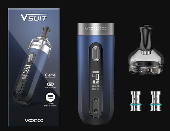 VOOPOO VSUIT Pod Kit 2ml 1200mah