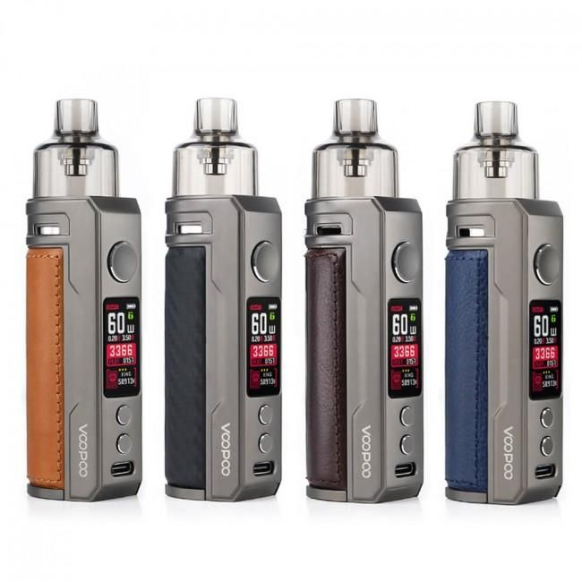 Voopoo Drag S Mod Pod Kit 2500mah 4.5ml