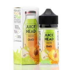 Peach Pear Ejuice - Juice Head 100ml