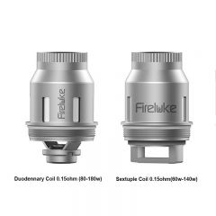 FreeMax Kanthal Coils for Fireluke Pro Tank (3pcs/pack)