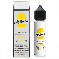 MIlkman Classics - Lemon Pound Cake - 60ml