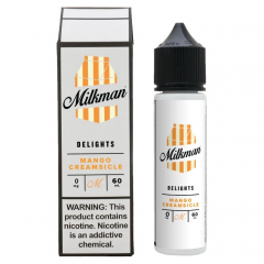 Milkman Delights - Mango Creamsicle - 60ml