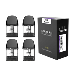 A2 Caliburn Replacement Pods - Uwell 4 Pack
