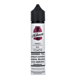 MIlkman Heritage Tobacco Red - 60ml
