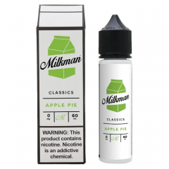 Milkman Classic - Apple Pie - 60ml