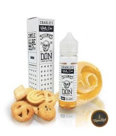 Stumps - Don - Cookie Butter 100ml