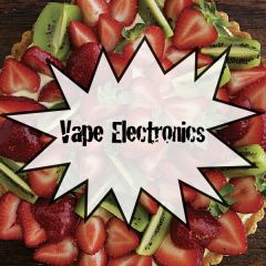 Vape Electronics Flavour Concentrate - Strawberry Kiwi 30ML