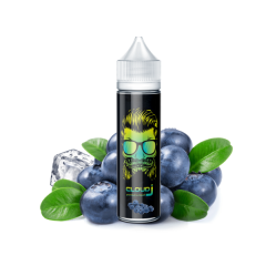 Blueberry Bliss Eliquid by Cloud J - 60ml