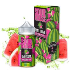 Sour House - Watermelon Eliquid 100ml