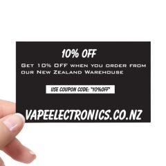 10% OFF Coupon Card