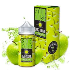 Sour House - Apple Eliquid 100ml