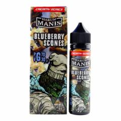 HARUM MANIS – BLUEBERRY SCONES – 60ML CREAMY SERIES