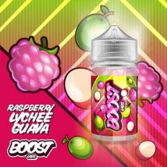 Raspberry Lychee Guava BOOST LABS 60ML READY TO VAPE