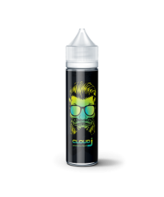 BANANA CHOC DOUBLER ELIQUID BY CLOUD J 60ML