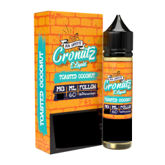 Cronutz Toasted Coconut E-liquid 60ml