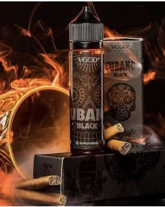 VGOD CUBANO BLACK EJUICE - 60ml