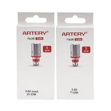 ARTERY PAL 2 REPLACEMENT COILS