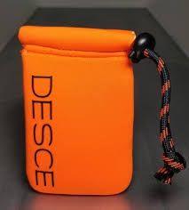 Desce Orange Mini Neo Sleeve