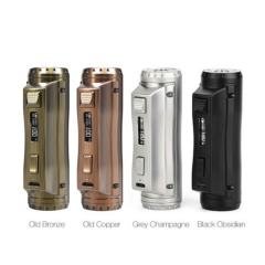 Ehpro x AmbitionZ Vaper Cold Steel 100 Box Mod 120W