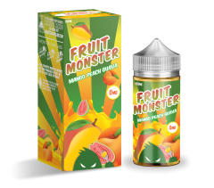 FRUIT MONSTER - MANGO PEACH GUAVA - 100ML