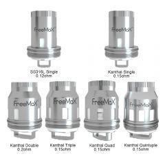 Freemax Replacement Coils /Firelue/Mesh Pro/Fireluke Pro - 3pcs