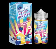 Frozen Fruit Monster BLUEBERRY RASPBERRY LEMON ICE Eliquid 100ml
