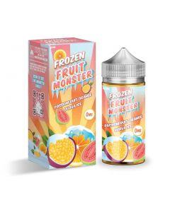 Frozen Fruit Monster - Passionfruit Orange Guava 100ml Ejuice