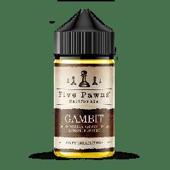 Gambit - Five Pawn Eliquid 60ml