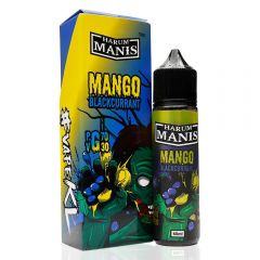 Harum Manis – Mango Blackcurrent – 60Ml