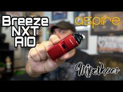 Aspire Breeze NXT Pod System - 5.4ml