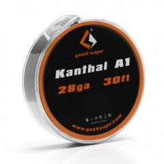 GeekVape Kanthal A1 Wire 30ft 28ga ZK04