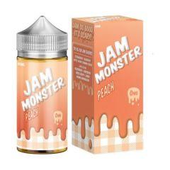 Jam Monster Peach Eliquid 100ml