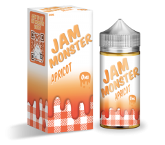 Jam Monster - Apricot 100ml Ejuice