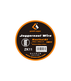 Juggernaut ZK11 Wire by Geek vape